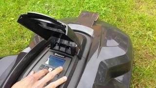 Husqvarna Automower 420 - das Schleifensignal und die Möglichkeiten