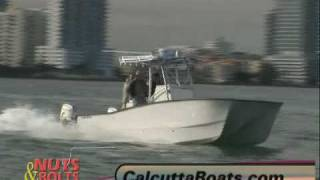 Calcutta 263 Power Catamaran - Nuts & Bolts Product Showcase