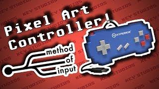 Hyperkin Pixel Art Controller Review | Method of Input
