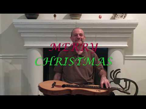 Mark Gilston - Once in Royal David's City on mountain dulcimer