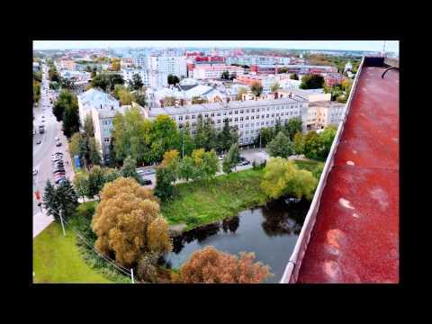 Tver - Russia. HD Travel.