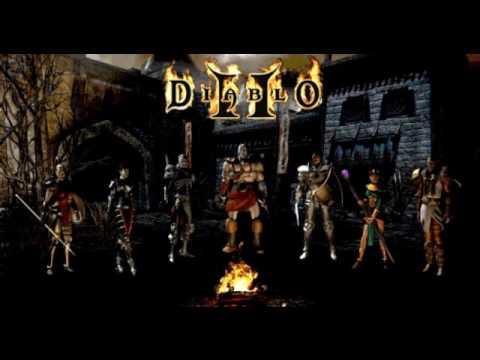Diablo II LoD Title Theme - YouTube