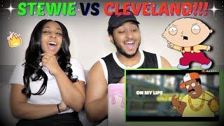 """Azerrz """"Stewie & Cleveland RAP Modern Rap Songs! (2018)"""" REACTION!!!"""