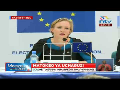 Incumbent govt used state resources to campaign -  EU observers