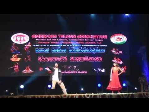 ATA 2012 - Aura Ammaka Challa & Panchadara Bomma Medley
