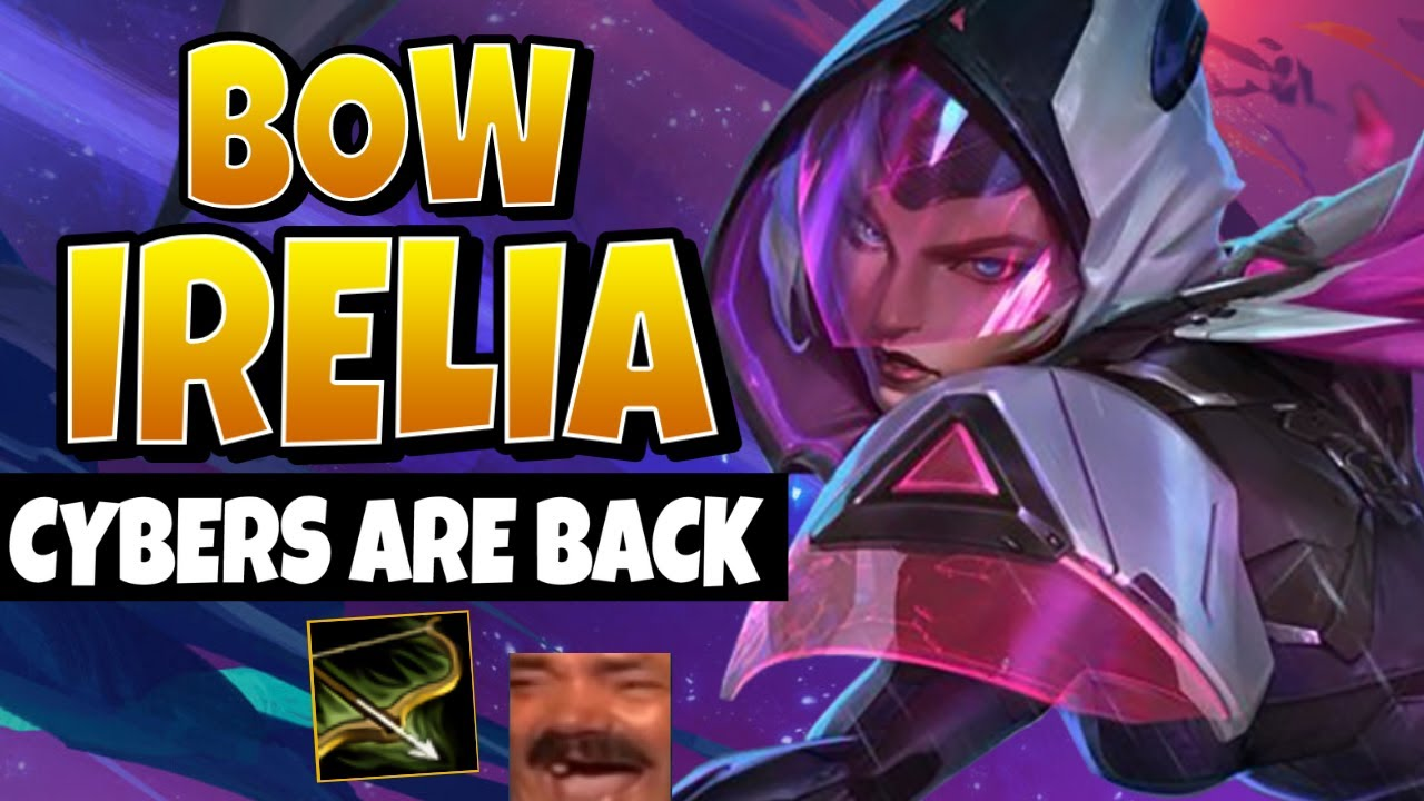 6 CYBERNETIC ARE BACK ON TOP | Sniper Vayne w/ Bow Irelia | TFT Set 3.5 Gameplay | Patch 10.12