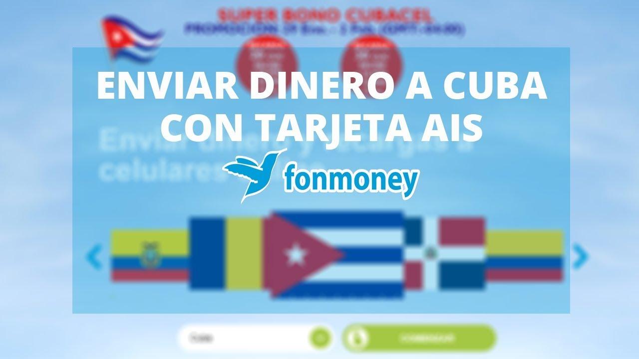 Send Money To Cuba Online Fonmoney