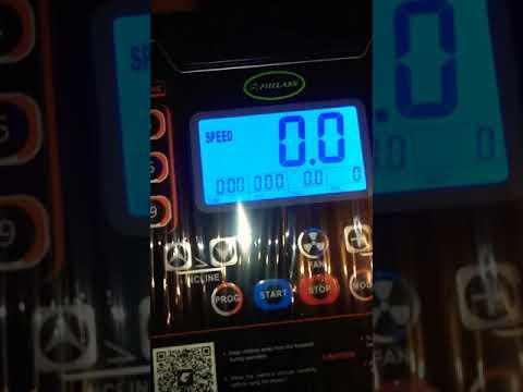 alat fitness Treadmills elektrik OSAKA II AM