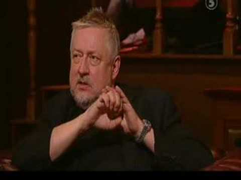 Boston Tea Party Leif GW Persson snackar om maffian