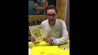 Tom Kenny's SpongeBob Birthday Greeting