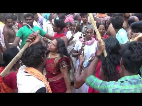Bharani Kodungallur  Folk Festival  Theri Pattu