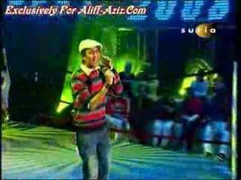 Aliff Aziz - Ini Satu Kisah (Pesta Pesta Pesta 2008)