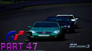 Snowball: The slidy Mercedes | Gran Turismo 3 A-Spec Walkthrough Part 47