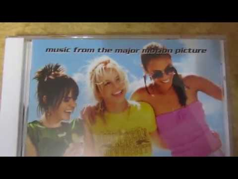 Britney Spears 'Music from the major motion picture Crossroads'