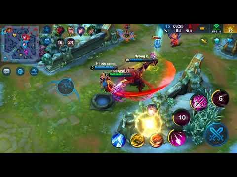 Heroes Arena - Eisha chơi khăm cả team bạn!