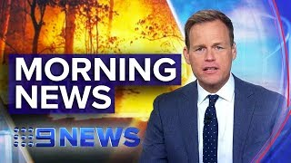 NSW state of emergency, Fifita arrives home   Nine news Australia
