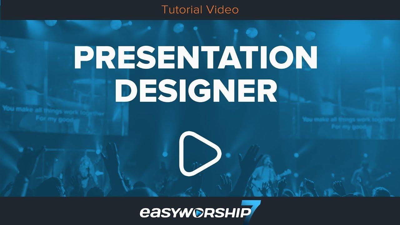 Presentation Designer