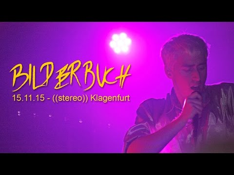 Bilderbuch -  Feinste Seide (live 15.11.15)