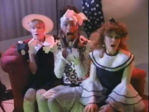 "The B 52S & Fred Schneider - Monster (12"" Remix  Video Mix By Sergio Luna)"