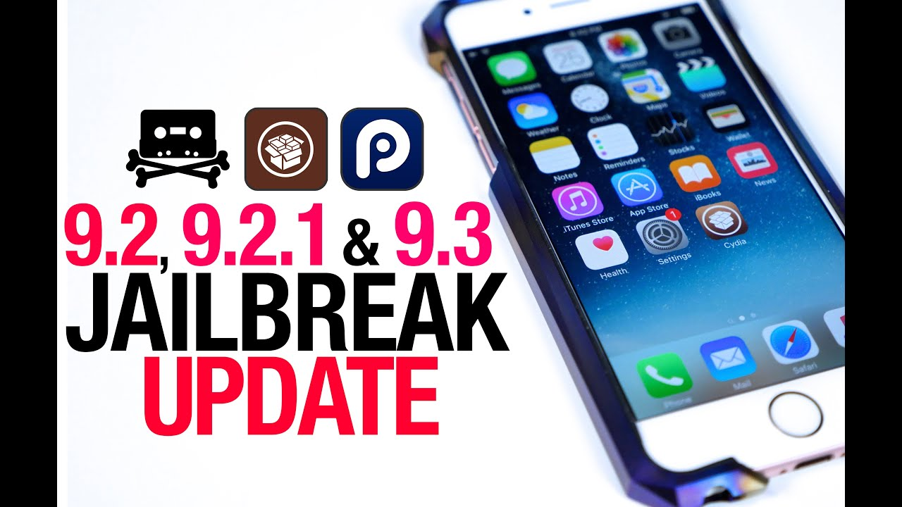 iOS 9 3, 9 2 1 & 9 2 Jailbreak Update - Good News!