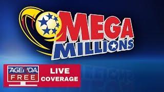 $190 Million Mega Millions Drawing - LIVE COVERAGE