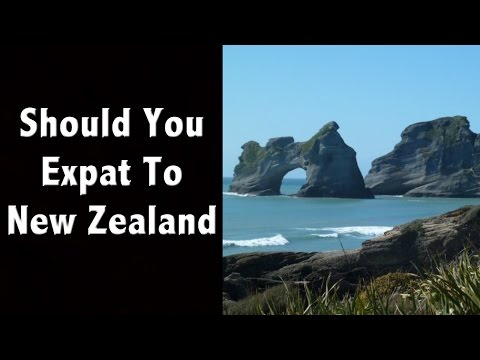 Should You Expatriate to New Zealand? - Off Grid Living