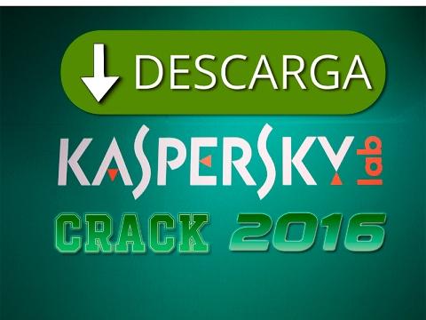 descargar kaspersky 2016 con crack