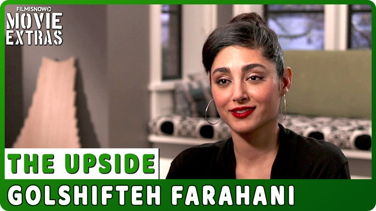 THE UPSIDE | Golshifteh Farahani talks about the movie - Official Interview