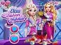 NEW мультики для девочек про принцесс—Эльза модный дизайнер—Игры для детей/Eliza Fashion Adviser