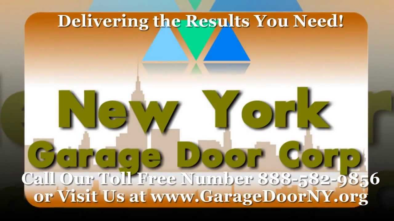 Overhead Door Repair NY 888 582 9856 Commercial Overhead Garage Door  Company NYC