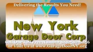 Overhead Door Repair Ny 888-582-9856 Commercial Overhead Garage Door Company Nyc
