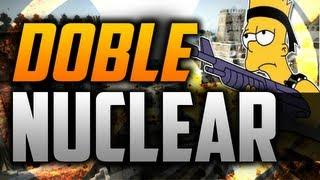 ¡DOBLE NUCLEAR en MultiEquipo! | Black Ops 2