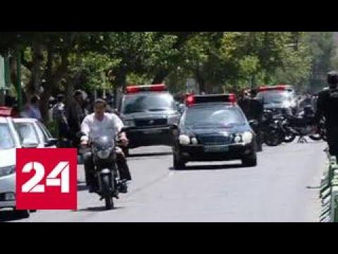 В Иране арестована группа боевиков
