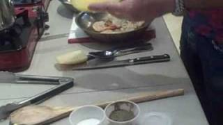Foodie Friday - Seafood Newburg - Dec 4.wmv