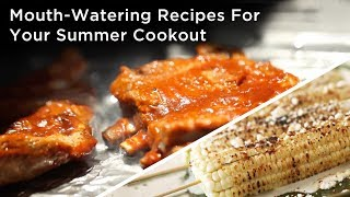 Mouth-Watering Recipes for Your Summer Cookout thumbnail
