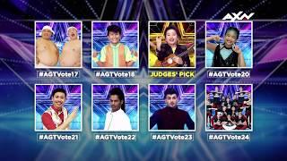 VOTING CLOSED - Semi-Finals 3 | Asia's Got Talent 2017