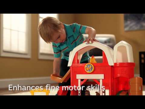 Fisher-Price - Little People - Animal Sounds Farm - English Edition | Toys R Us Canada