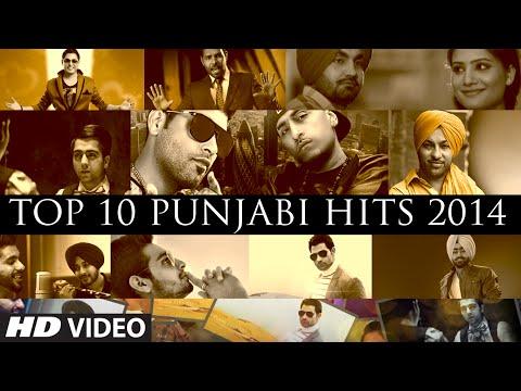 T-Series: Punjabi Top 10 Songs Of 2014