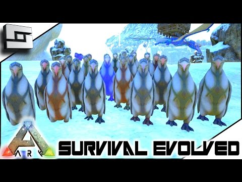 ARK: Survival Evolved - PENGUIN ARMY! S2E71 ( Gameplay )