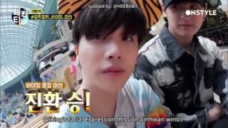 [ENGSUB] Jinhwan TV Ep.4 (part 1) - Jangdanjo Riding Viking