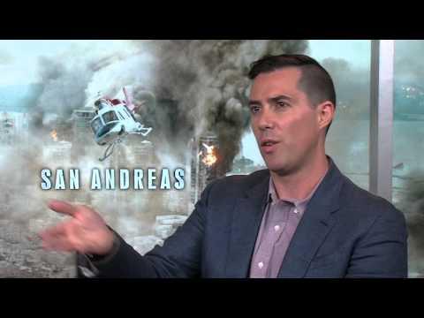 San Andreas: Brad Peyton Exclusive Movie Interview
