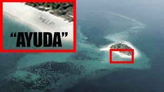 El hombre que fue encontrado en una isla por medio de una fotografía tomada desde un avión thumbnail