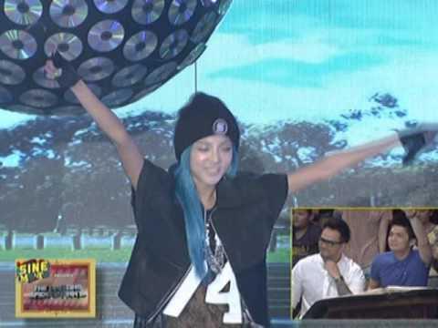 """Fans ni Sandara sumabay sa kanya sa pagsayaw ng  """"I Am The Best"""""""