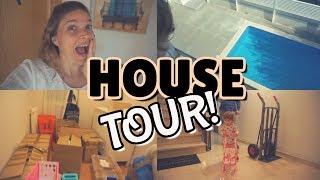 HOUSE TOUR! Les mostramos nuestro nuevo hogar! 🏠| VLOG thumbnail