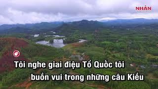 1 9 Giai Điệu Tổ Quốc Karaoke Beat Tone Nam