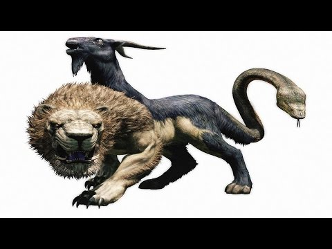 Los 10 monstruos mitológicos mas famosos