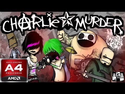 Charlie Murder.(2017) PC Gameplay. AMD A4-6300.