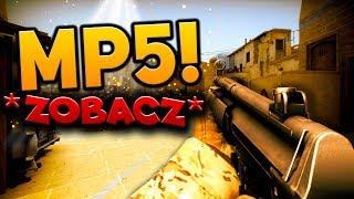 MP5 W CS:GO OFICJALNE? NIEDŁUGO BĘDZIE? *UKRYTA ANIMACJA W PANORAMA UI!* (MP5SD)