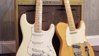 Fender Stratocaster vs Fender Telecaster