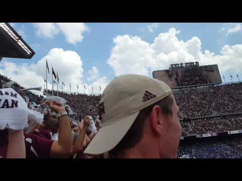 Texas A&M 2016 Intro UCLA Kyle Field